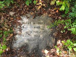 Mary A <i>Harris</i> Guerry