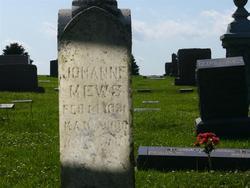Johanna <i>Koerbitz</i> Mews