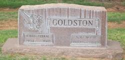 Ethel <i>Terral</i> Goldston