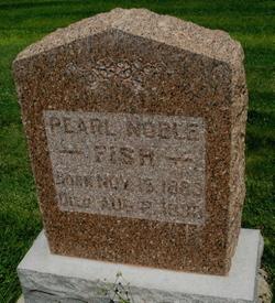 Pearl Emeline <i>Noble</i> Fish