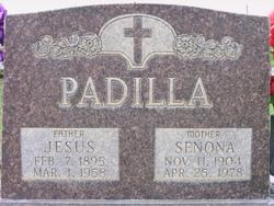 Senona <i>Montanez</i> Padilla