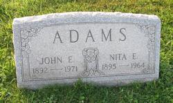 Nita E Adams