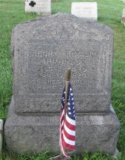 Henry Rinault Armbrust