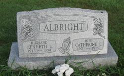 Catherine E. Albright