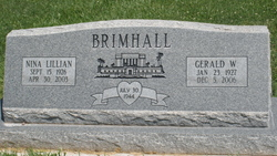 Nina Lillian <i>Simmonds</i> Brimhall