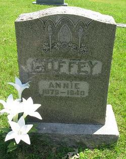Annie <i>Wilson</i> Coffey