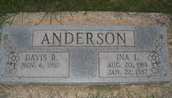 Ina Lorene <i>McCallister</i> Anderson