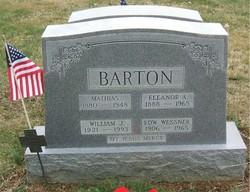 Mathias Barton