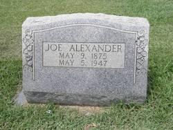 Joe Matthew Alexander