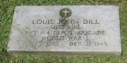 Louis John Dill