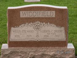 Alberta C. <i>Druery</i> Widdifield