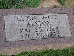 Gloria <i>Magee</i> Alston
