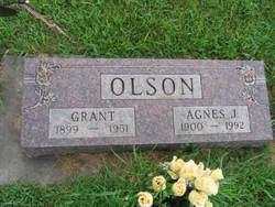 Agnes J. <i>Elster</i> Olson