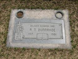 A N Dunnahoe