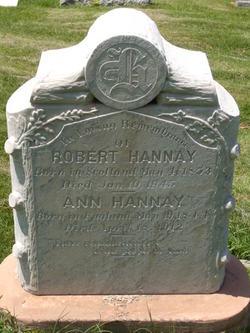 Ann <i>Tucker</i> Hannay