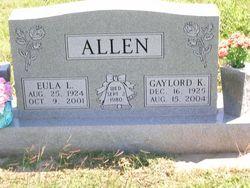 Gaylord Allen
