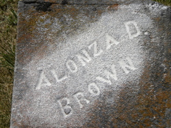Alonza D Brown