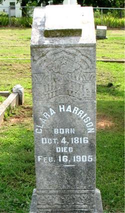Clara Jane <i>Austin</i> Harrison
