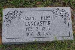 Pleasant Herbert Lancaster