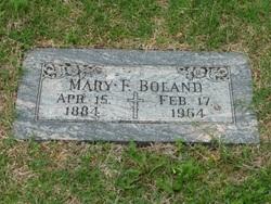 Mary Frances <i>Hermann</i> Boland