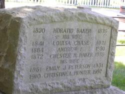 Chester H Baker