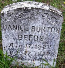 Daniel Burton Beebe