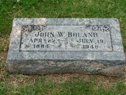 John William Boland