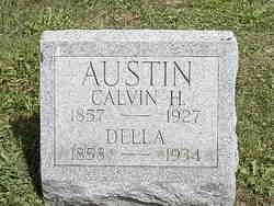 Calvin Harmon Austin