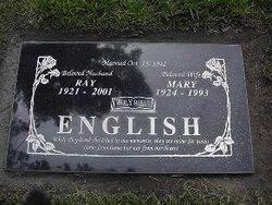 Mary Evelyn <i>Pool</i> English