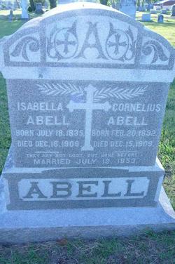 Cornelius Abell