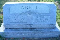 Mary E <i>Puckett</i> Abell