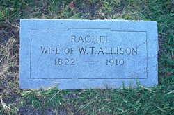 Rachel Ann Matilda <i>Harless</i> Allison