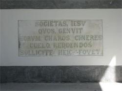 Woodstock College Jesuit Theologate Cemetery
