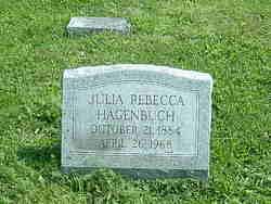 Julia Rebecca Hagenbuch