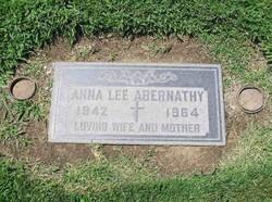 Anna Lee <i>Judd</i> Abernathy