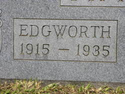 Edgworth Harbin