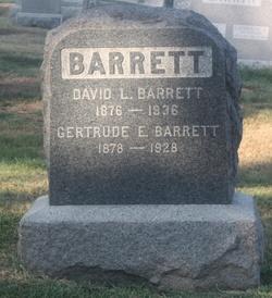 David Lawrence Barrett