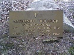 PFC Nathaniel Bullock