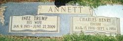 Charles Henry Annett