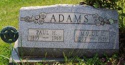 Maude Elizabeth Adams