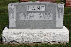 Adelbert Lane