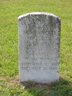 Millard D. Boley