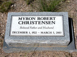 Myron Robert Chris Christensen
