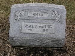 Grace Pauline <i>Benedick</i> Watters