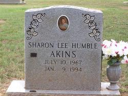 Sharon Lee <i>Humble</i> Akins