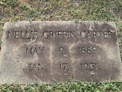 Nellie Gray <i>Griffin</i> Carter