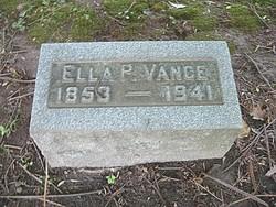 Ella Payne Vance