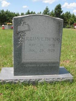 Julian Leroy Thomas