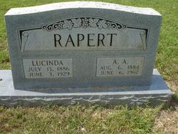 Lucinda <i>Murrell</i> Rapert