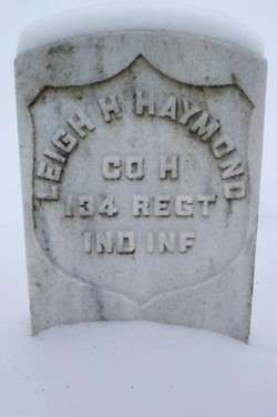 Corp Leigh Hunt Haymond